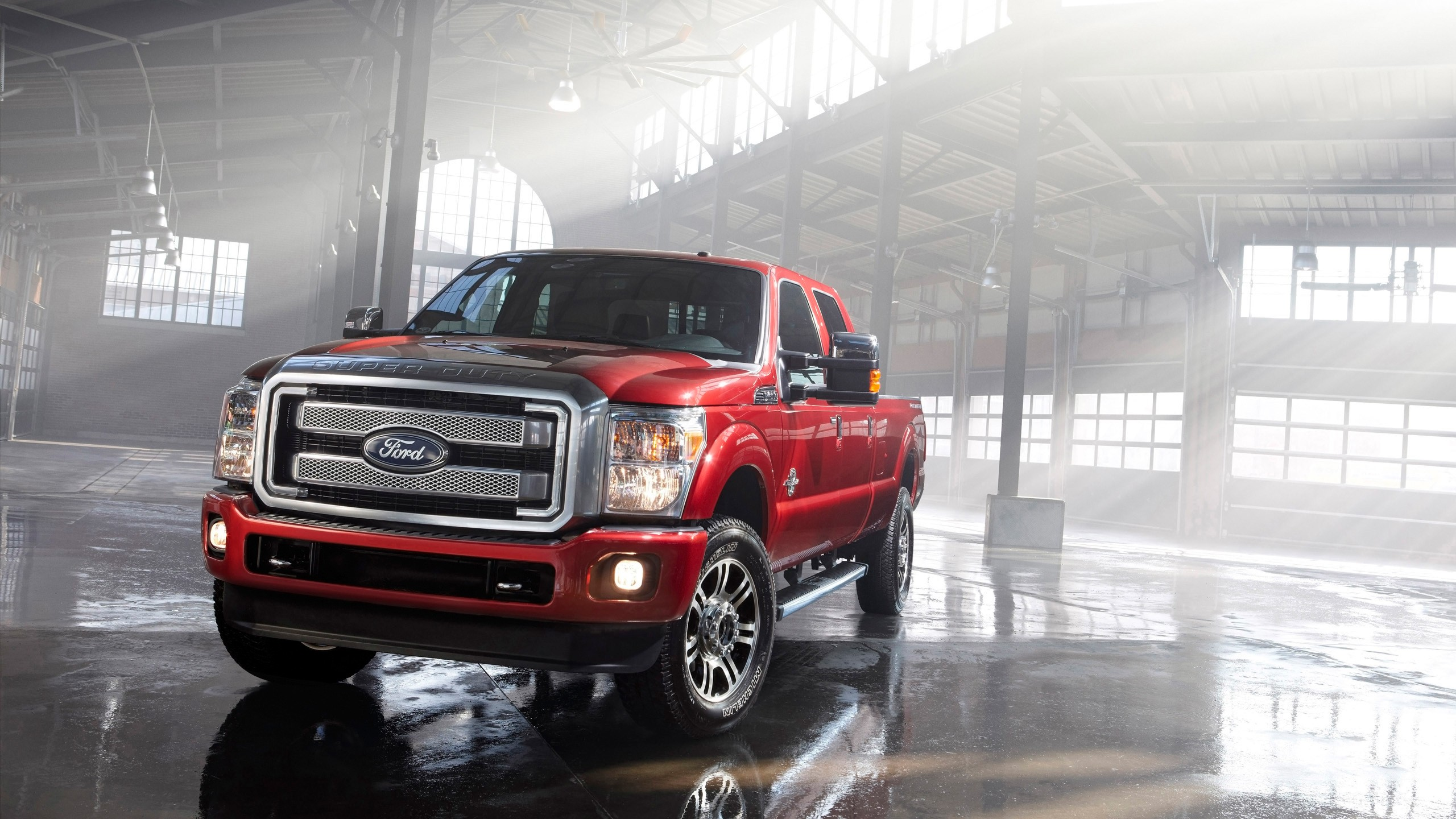 2014 Ford F Series Super Duty Wallpaper