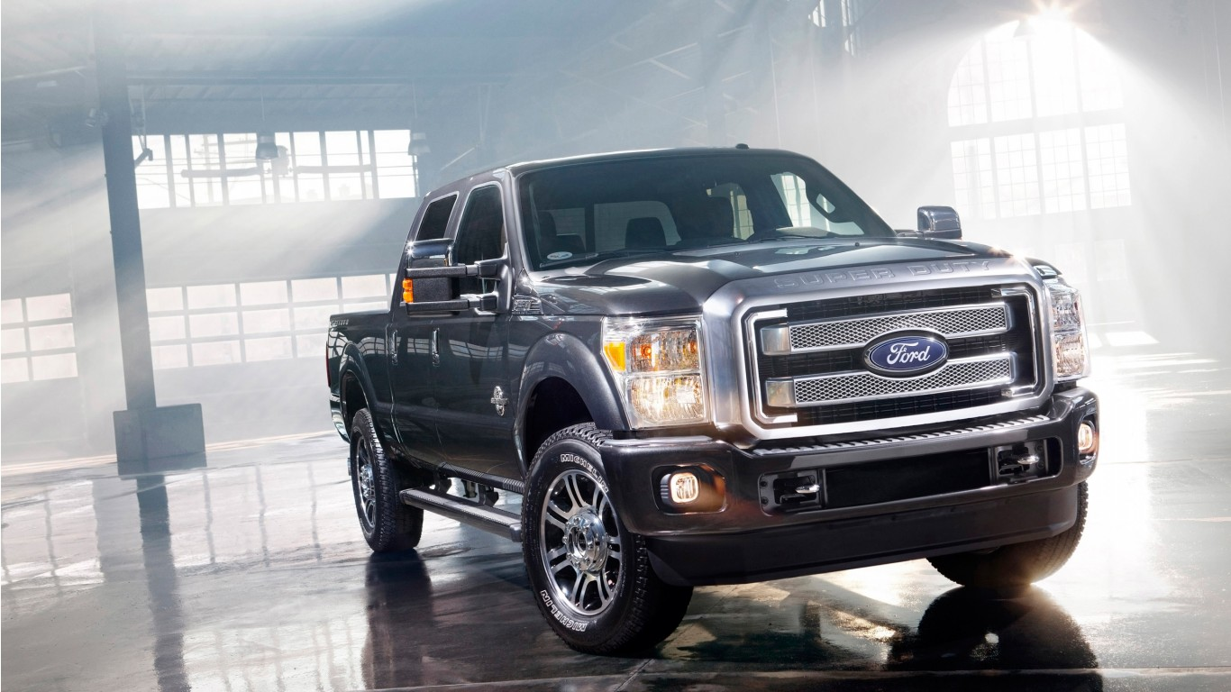 2014 Ford F Series Super Duty 2 Wallpaper Hd Car