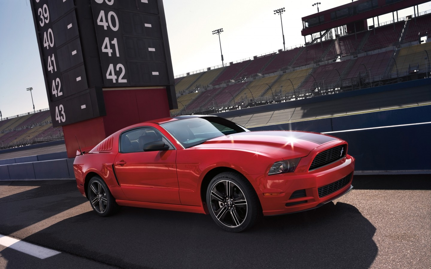 2014 ford mustang gt wallpaper hd car wallpapers. Black Bedroom Furniture Sets. Home Design Ideas