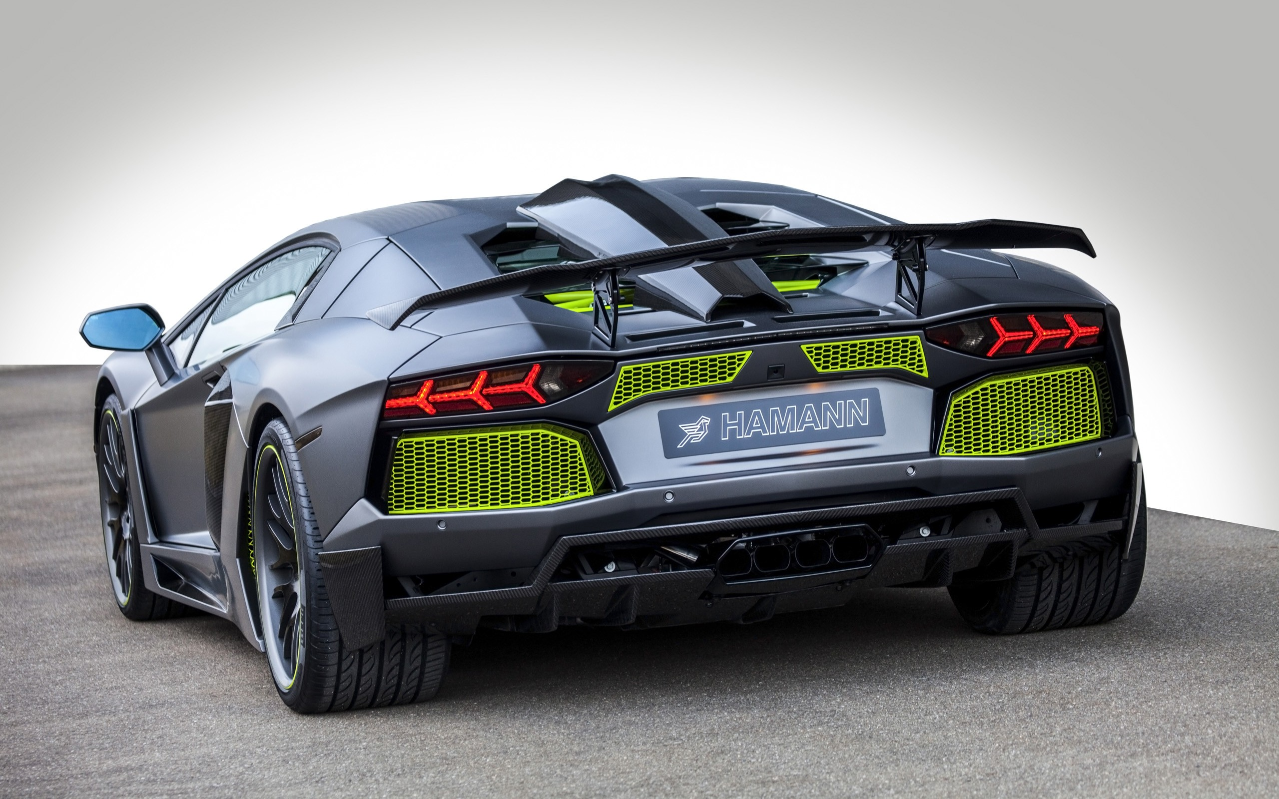 2014 Hamann Lamborghini Aventador Limited 2 Wallpaper  HD Car
