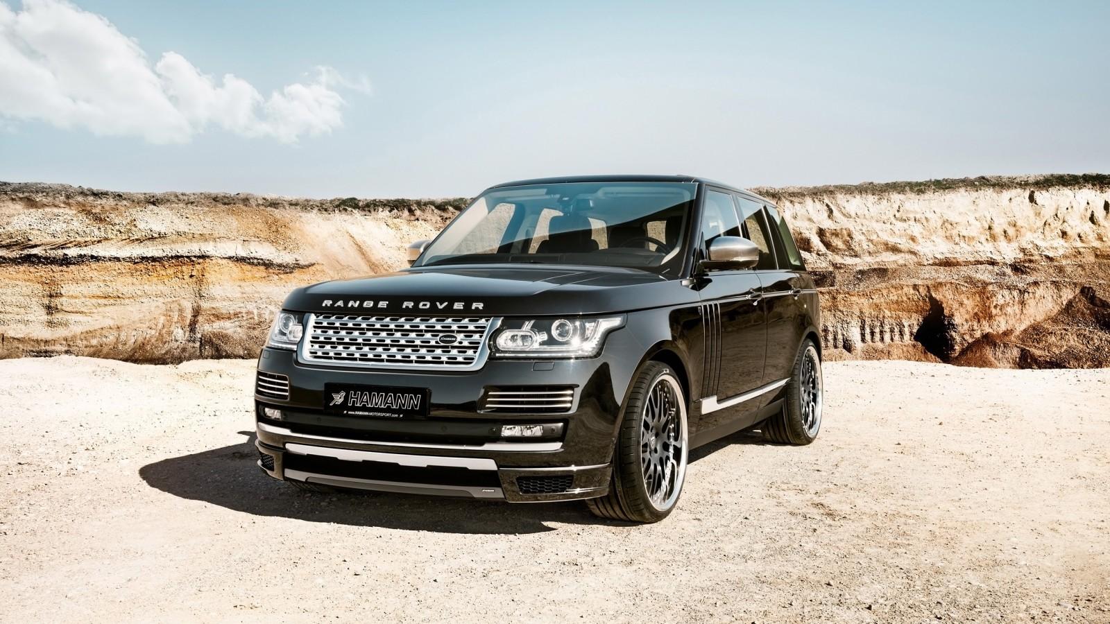 2014 Hamann Range Rover Vogue Wallpaper