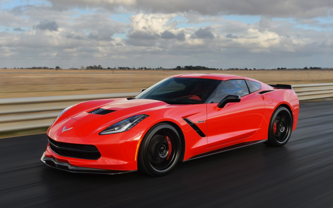 2014 Chevrolet Corvette Stingray  Wallpaper  Road amp Track