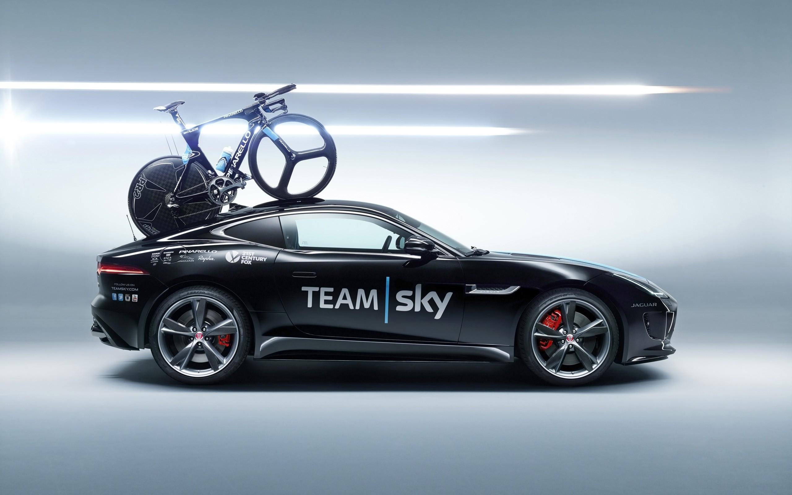 2014 Jaguar F Type Coupe Tour de France 2 Wallpaper | HD ...