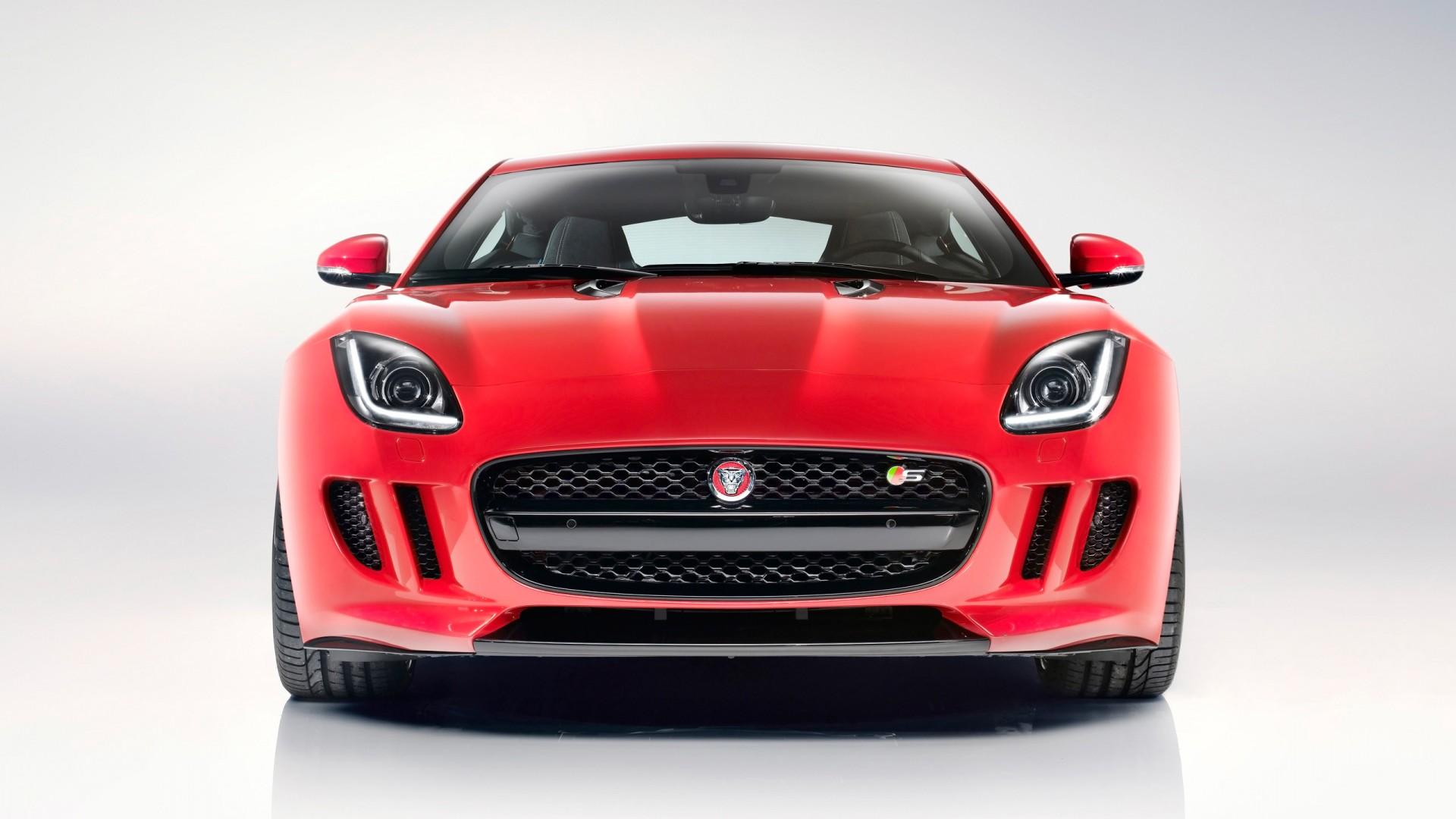 Jaguar f type coupe wallpaper - photo#23