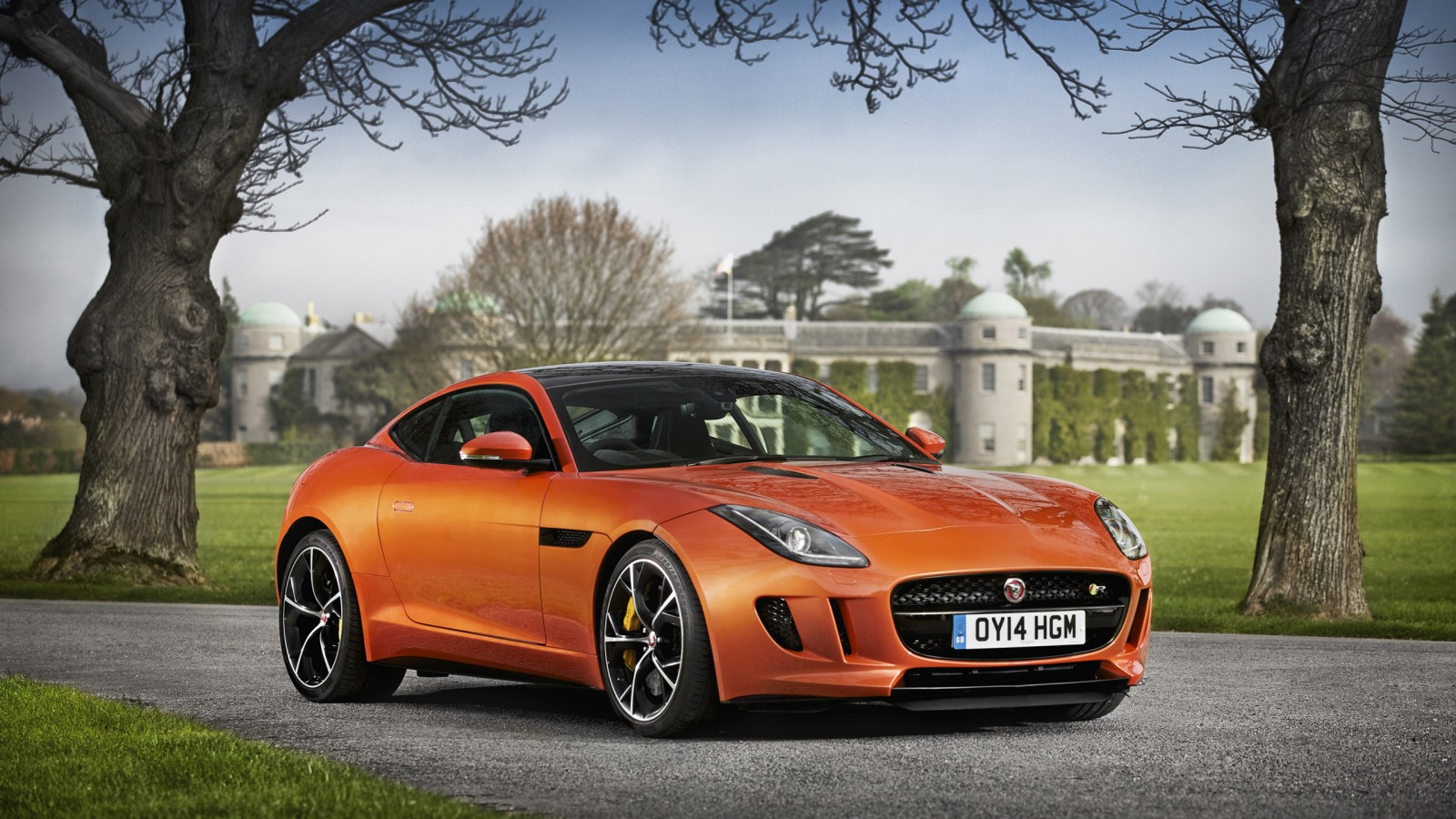 Jaguar f type coupe wallpaper - photo#13