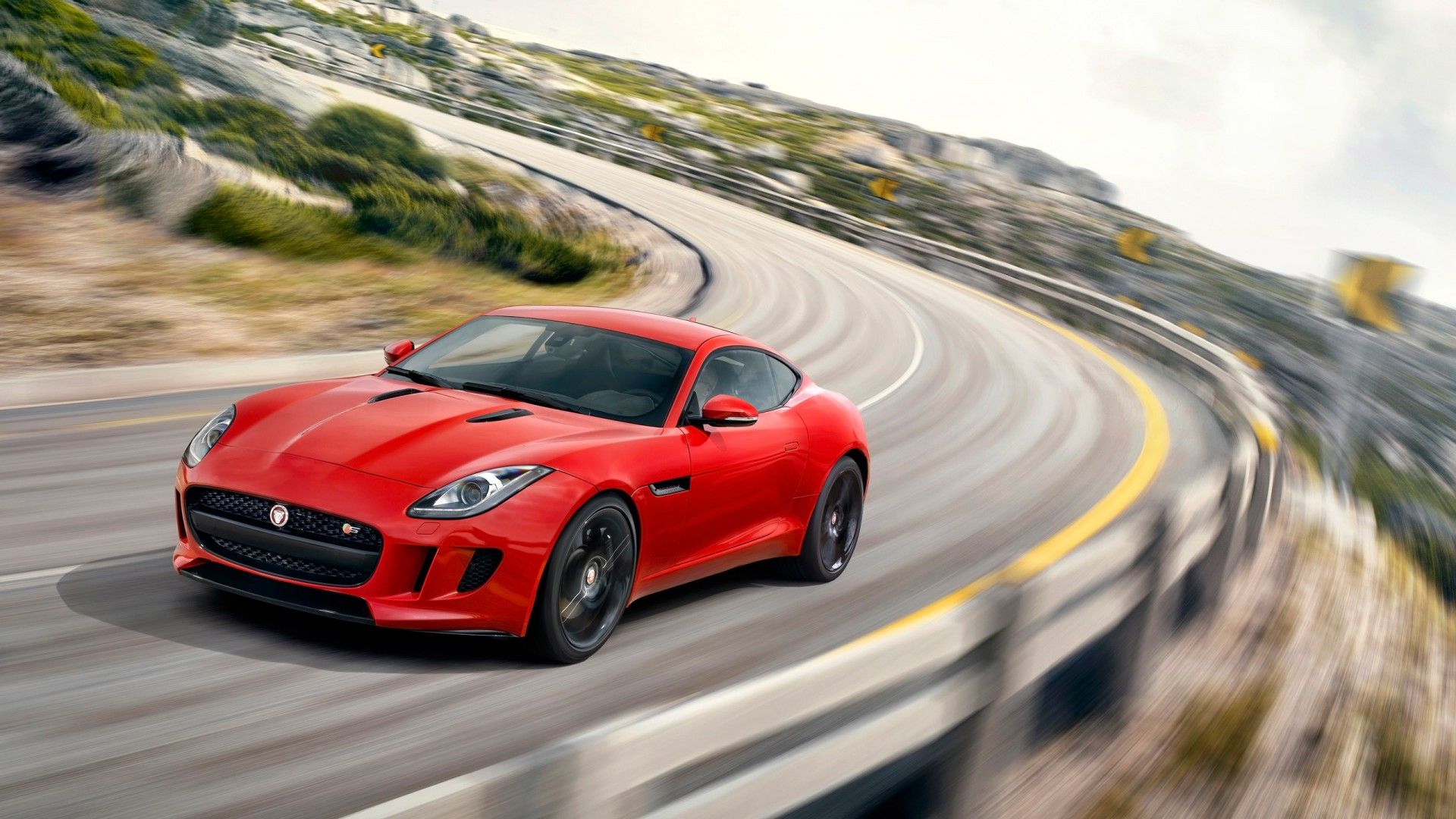 Acura Type R >> 2014 Jaguar F Type R Coupe Salsa Red Wallpaper | HD Car Wallpapers | ID #4177