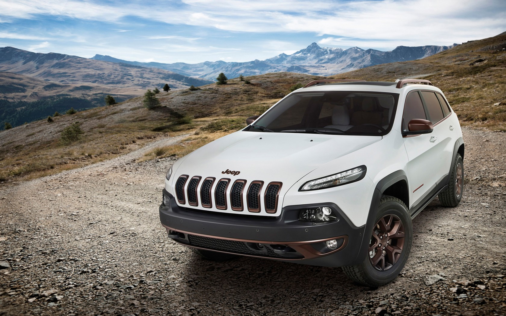 2014 Jeep Cherokee Sageland Concept 2 Wallpaper | HD Car ...
