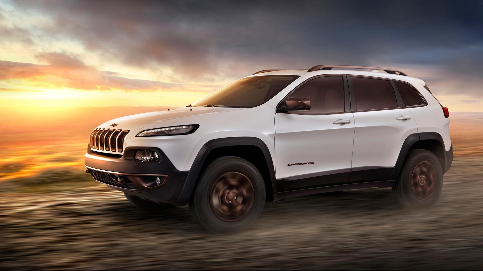2014 Jeep Cherokee Sageland Concept 3 Wallpaper | HD Car ...
