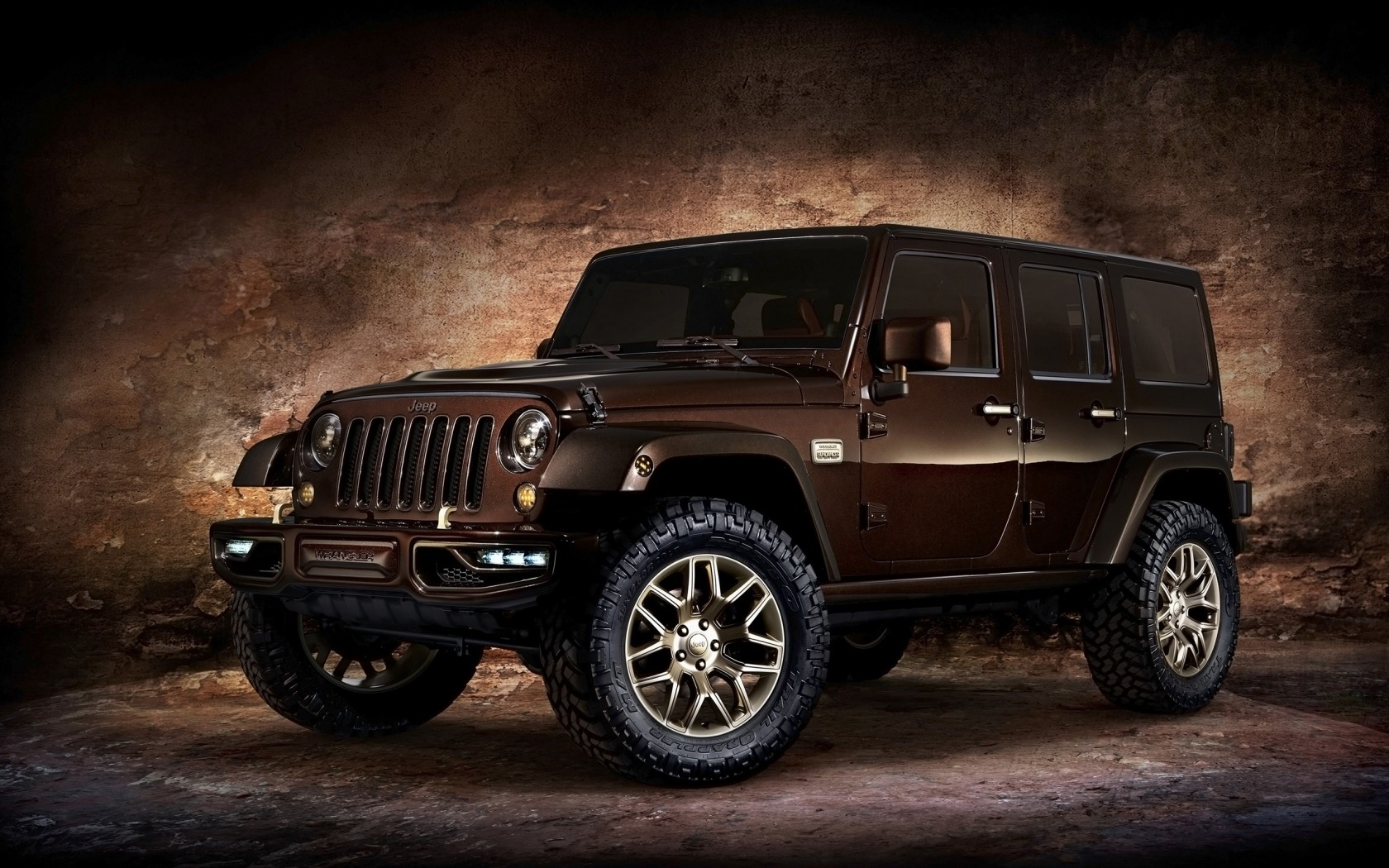 Jeep Car Images Hd: 2014 Jeep Wrangler Sundancer Concept Wallpaper