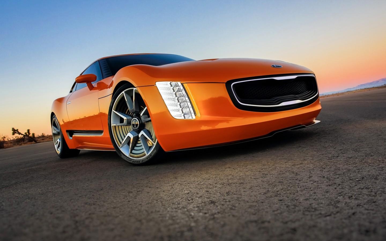 2014 Kia Gt4 Stinger Concept 3 Wallpaper Hd Car