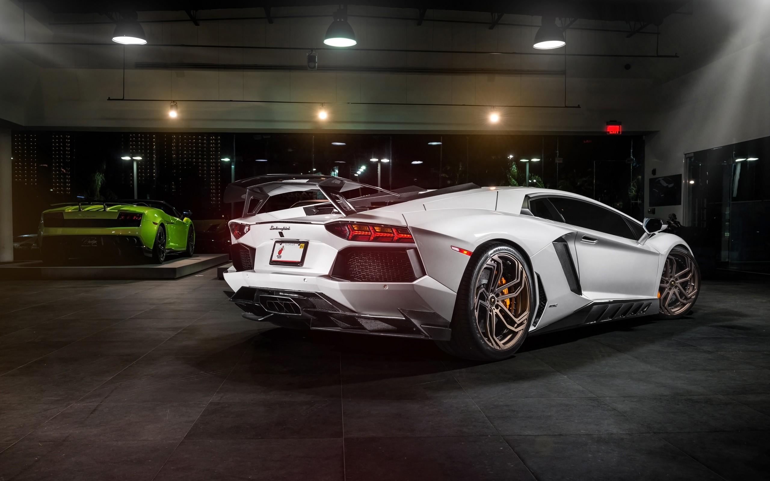 2014 Lamborghini Aventador NL2 By Novitec Torado 2