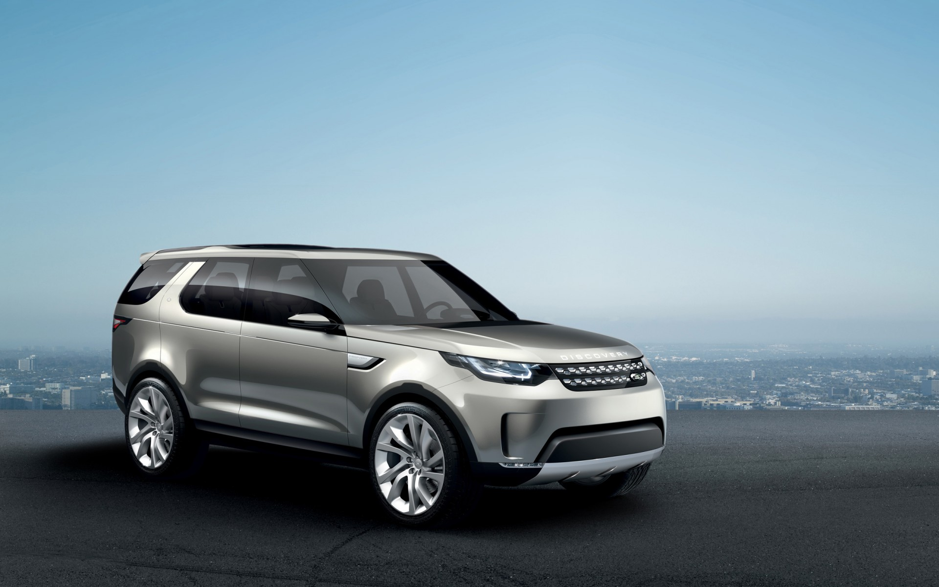 2014 Land Rover Discovery Vision Concept Wallpaper | HD ...