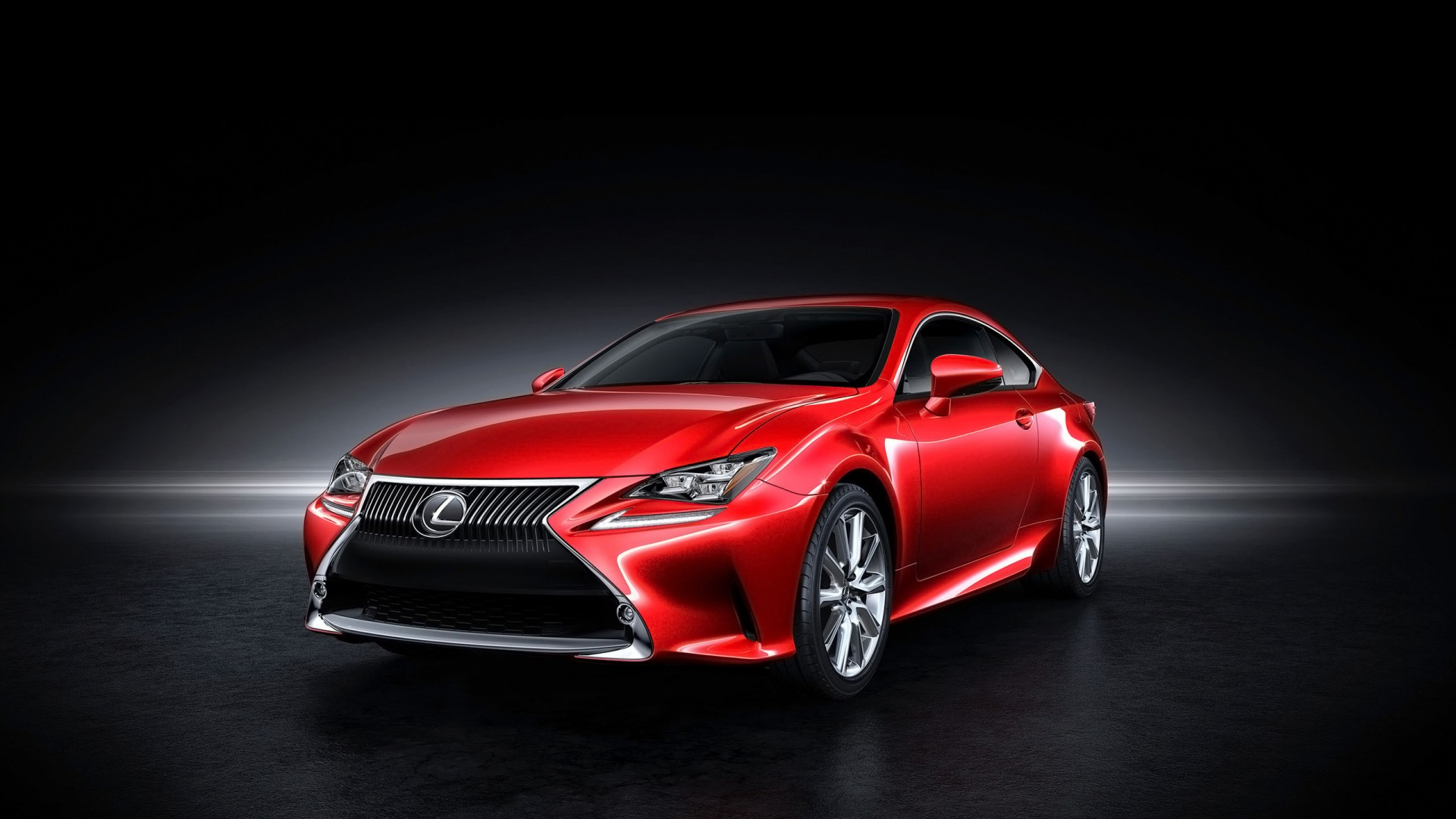 2014 lexus rc coupe wallpaper hd car wallpapers id 3923. Black Bedroom Furniture Sets. Home Design Ideas