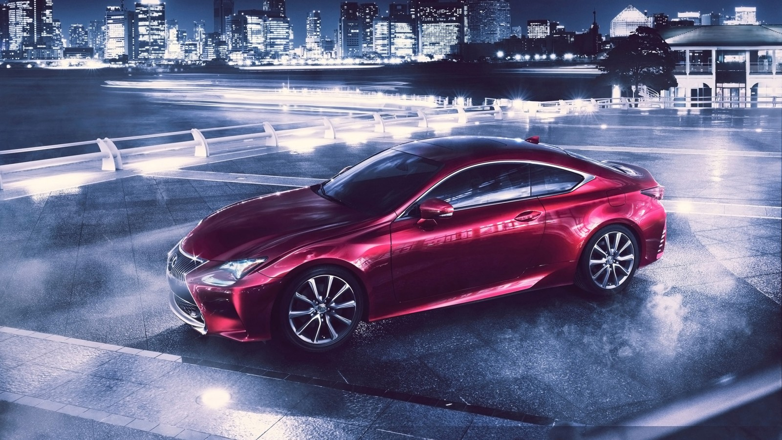 2014 Lexus RC Coupe 3 Wallpaper | HD Car Wallpapers | ID #3935