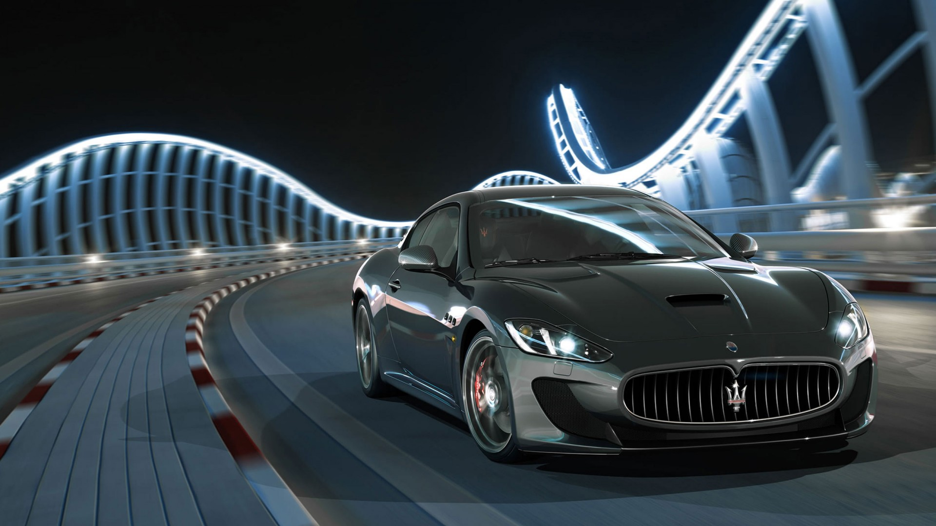2014 Maserati Gt Mc Stradale Wallpaper Hd Car Wallpapers