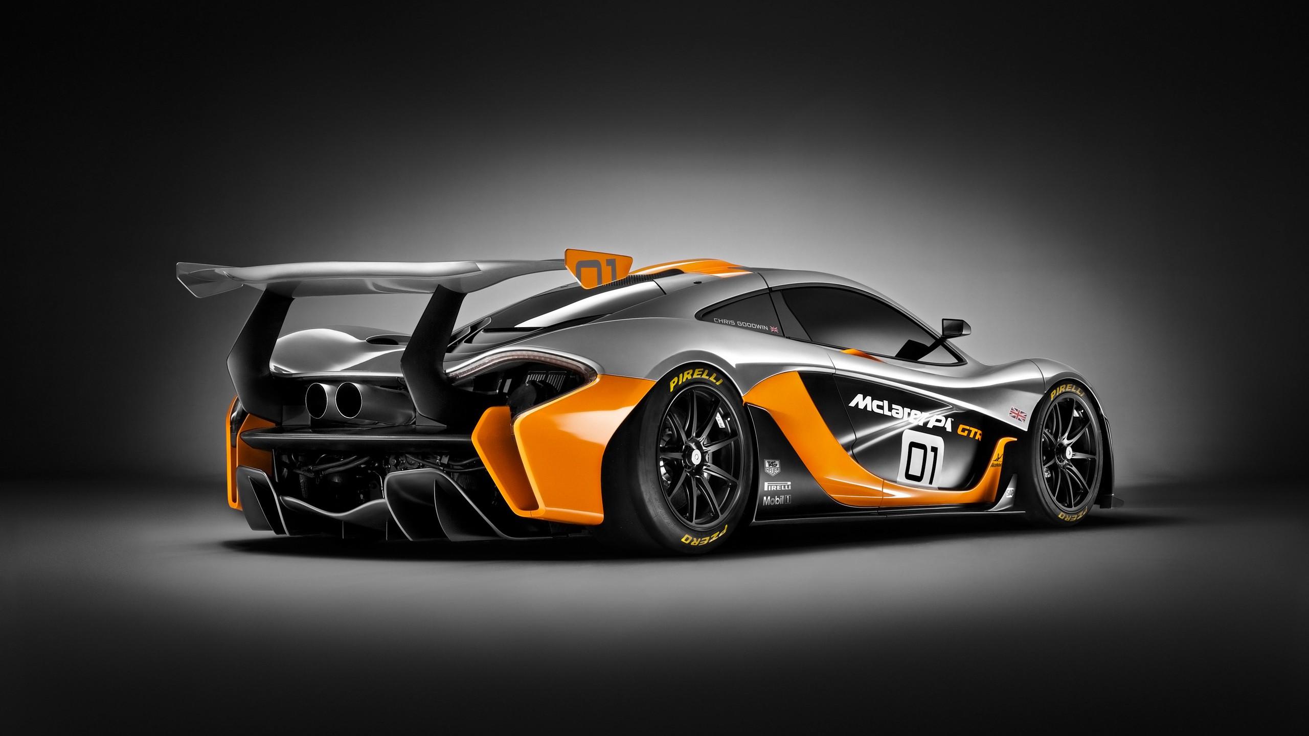 2014 Mclaren P1 Gtr Design Concept 2 Wallpaper Hd Car
