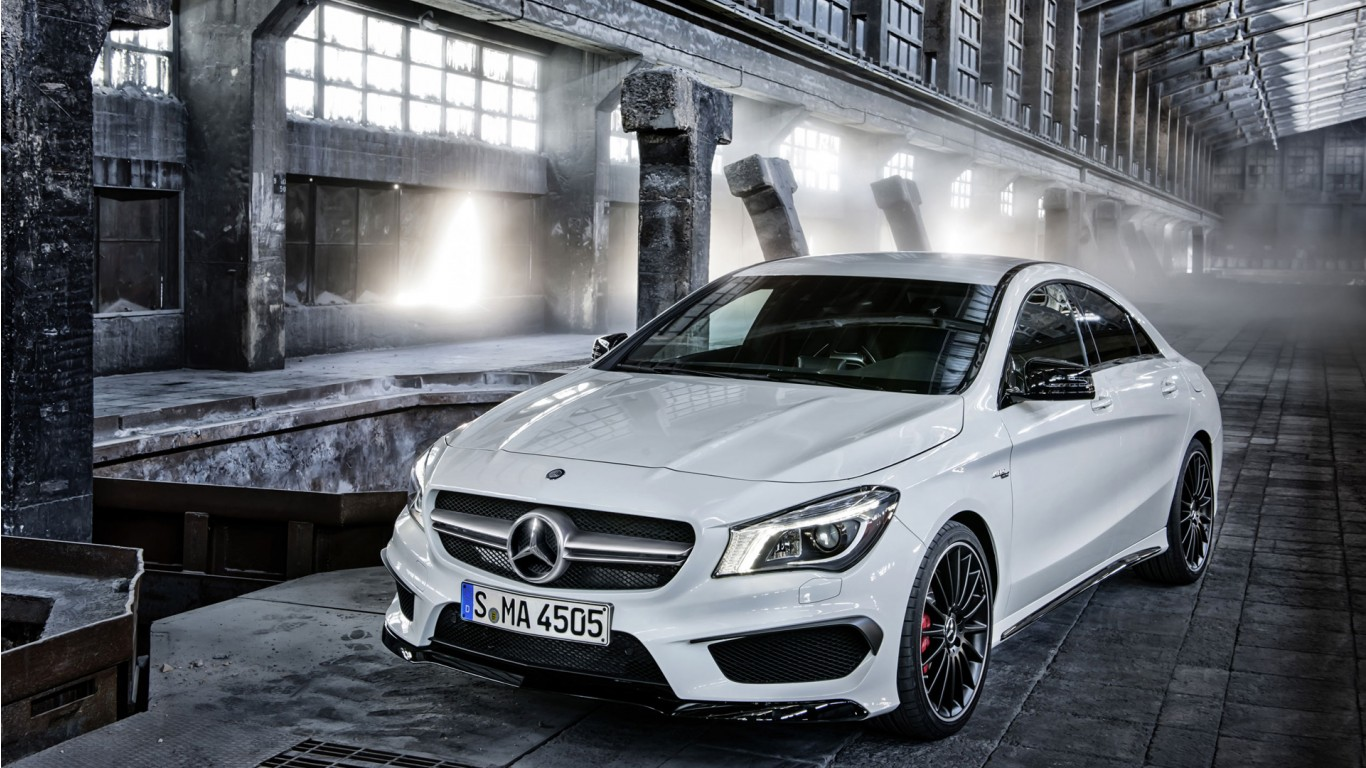 2014 mercedes benz cla45 amg wallpaper hd car wallpapers. Cars Review. Best American Auto & Cars Review