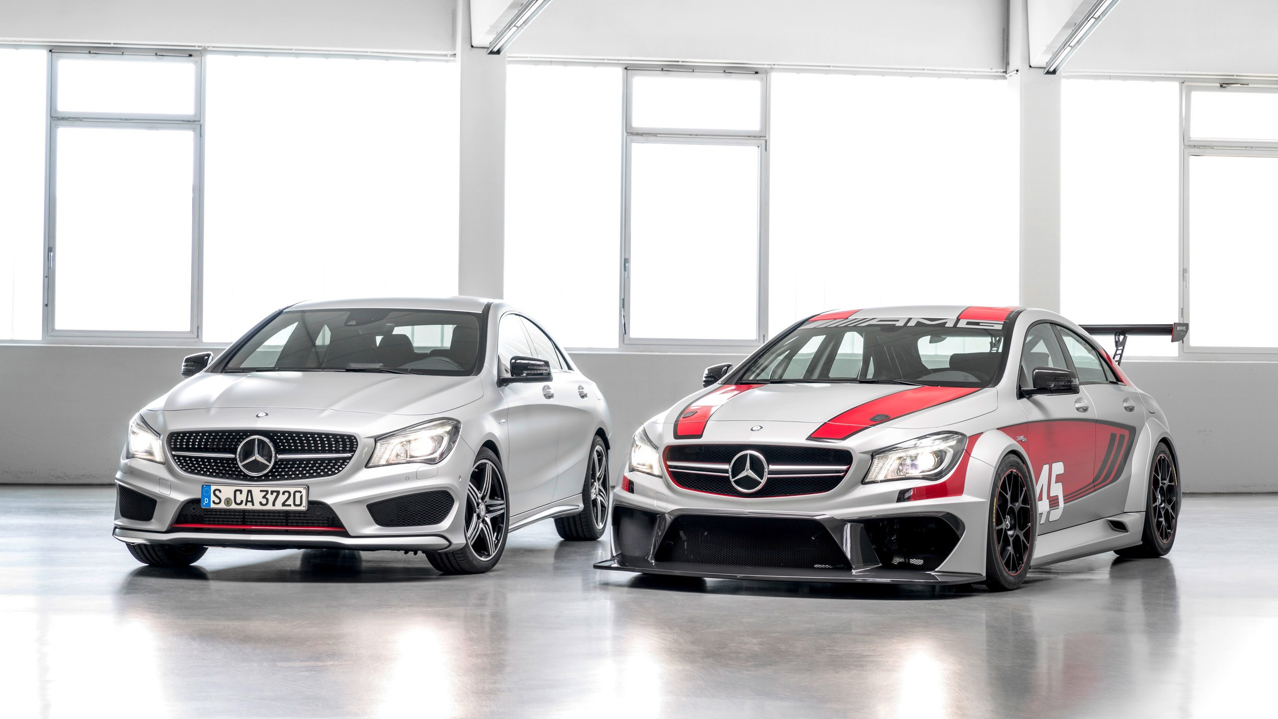 2014 mercedes benz cla 45 amg racing series wallpaper hd for 2014 mercedes benz cla 45