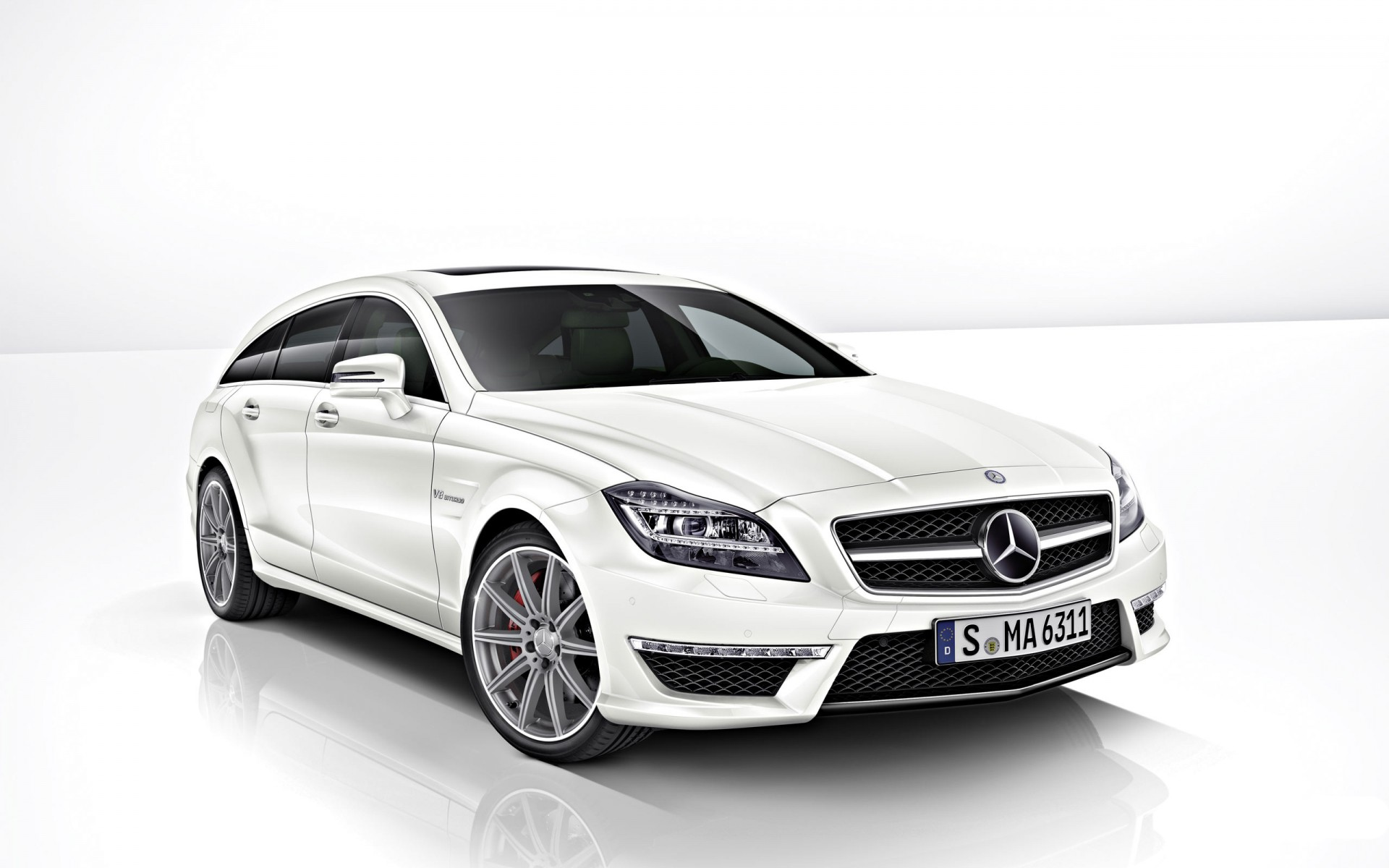 2014 mercedes benz cls 63 amg wallpaper in 1920x1200
