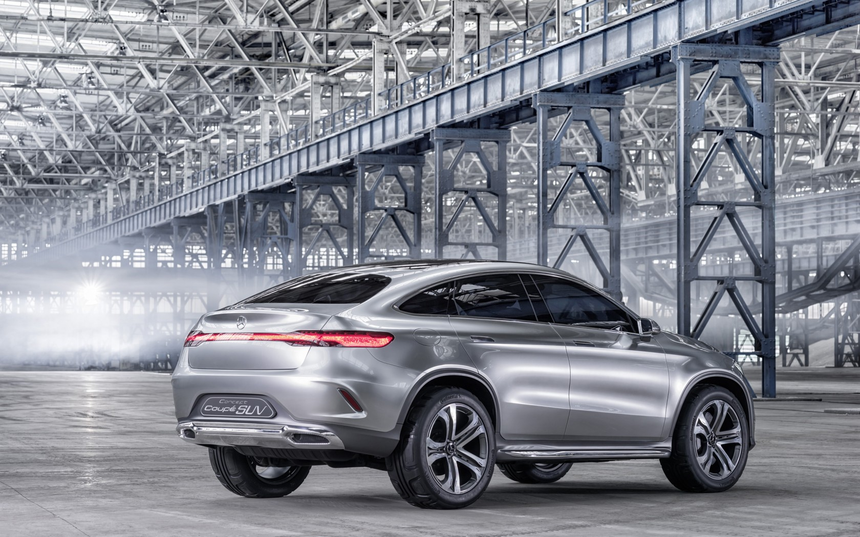 2014 mercedes benz concept coupe suv 4 wallpaper hd car for Mercedes benz concept suv