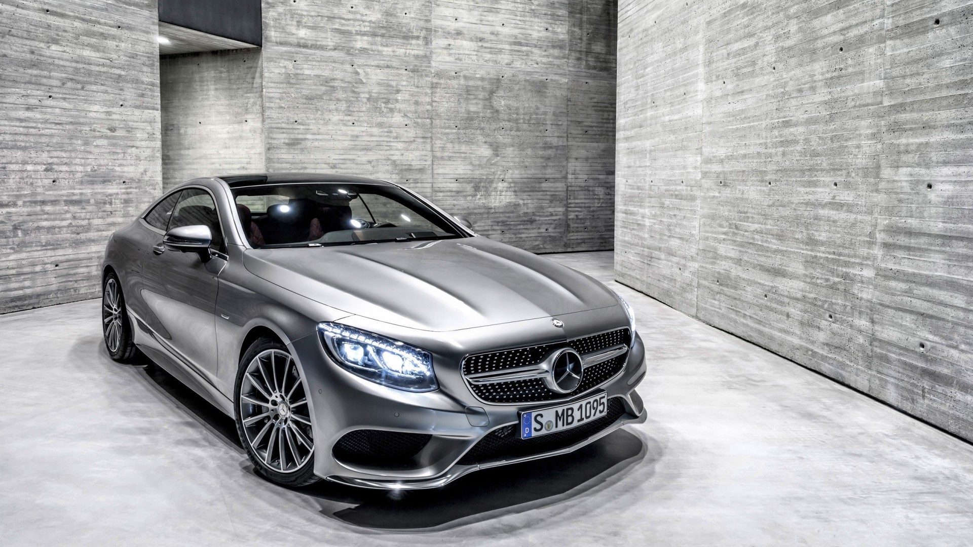 2014 mercedes benz s class coupe wallpaper hd car wallpapers id 4084. Black Bedroom Furniture Sets. Home Design Ideas