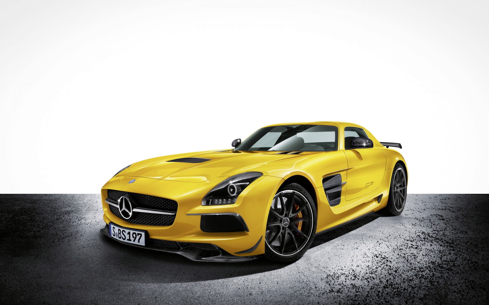 2014 mercedes benz sls amg black series wallpaper hd car