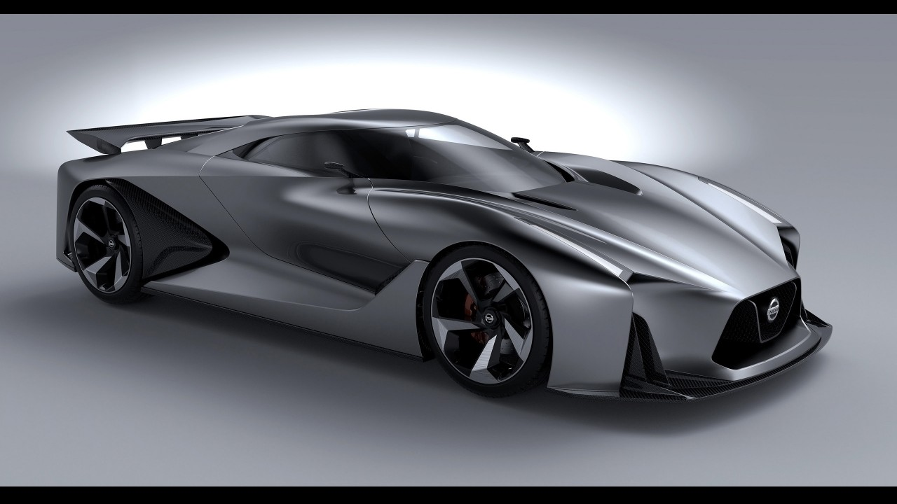 ... Nissan Concept 2020 Vision Gran Turismo Wallpaper | HD Car Wallpapers