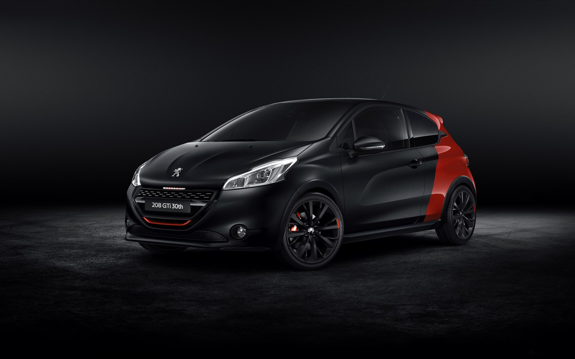 2014 Peugeot 208 Gti 30th Anniversary Limited Edition