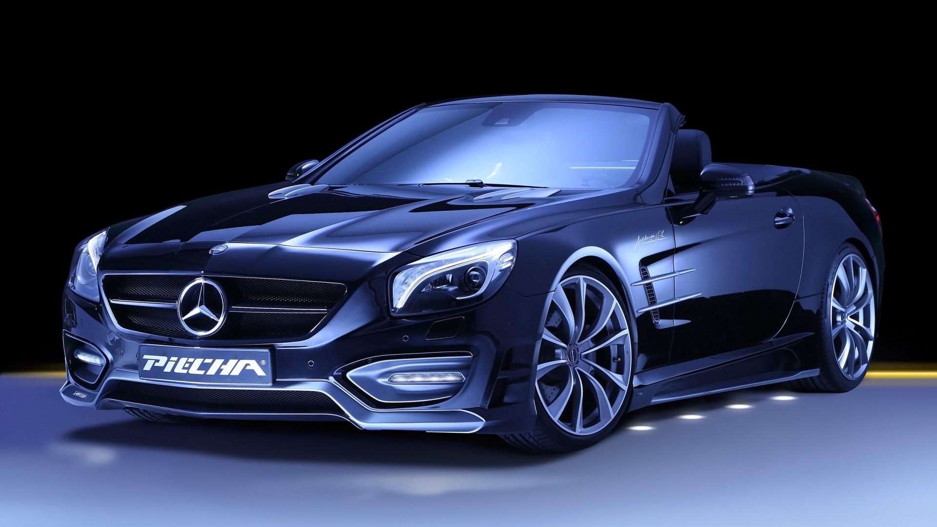 2014 Piecha Design Mercedes Benz SL R231 Avalange GTR Wallpaper   HD ...