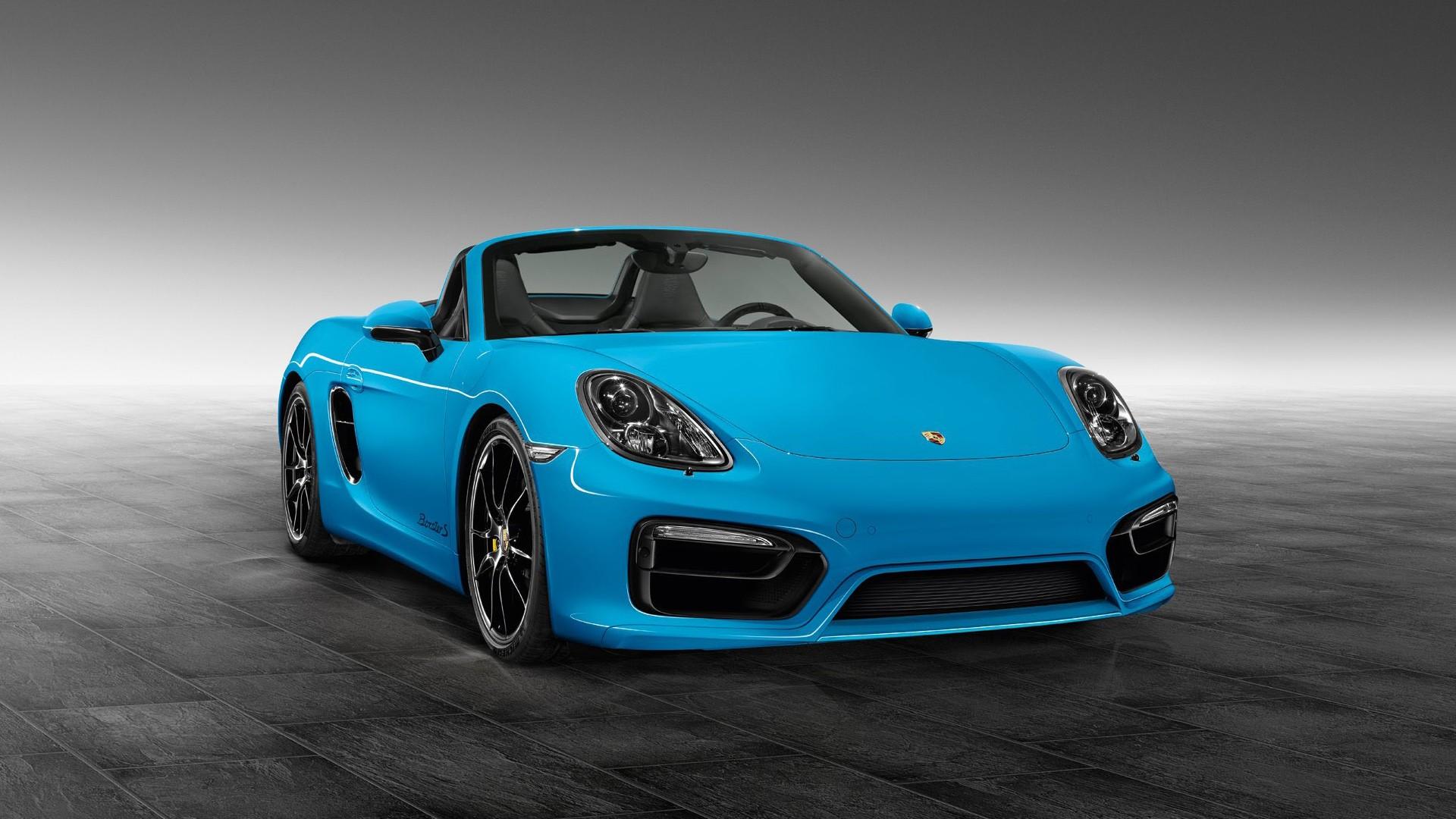 2014 Porsche Exclusive Bespoke Boxster S Wallpaper Hd