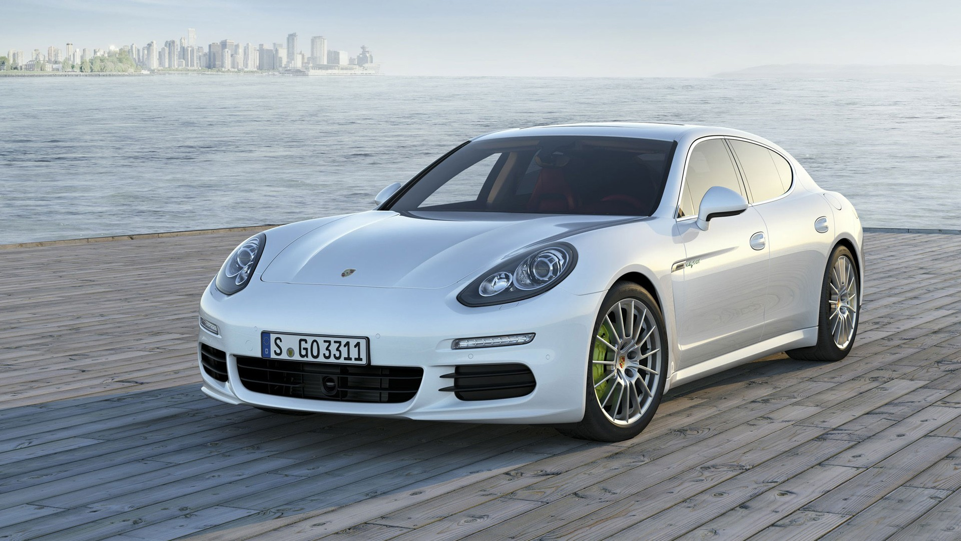 2014 porsche panamera wallpaper hd car wallpapers id 3364. Black Bedroom Furniture Sets. Home Design Ideas