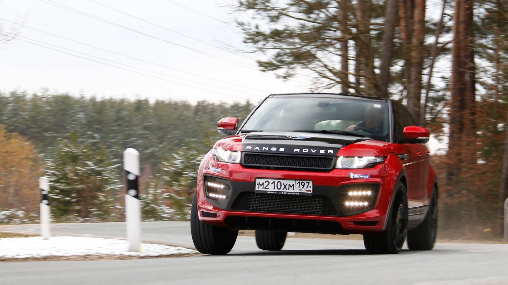 Range Rover Evoque >> 2014 Range Rover Evoque By Larte Design Wallpaper | HD Car ...