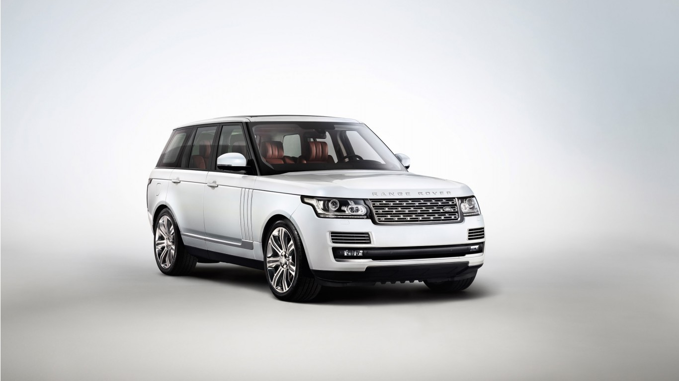 2014 range rover long wheelbase wallpaper hd car wallpapers id 4481. Black Bedroom Furniture Sets. Home Design Ideas
