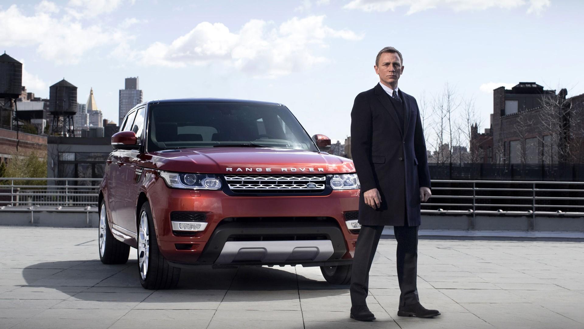 2014 Range Rover Sport James Bond Wallpaper Hd Car Wallpapers Id