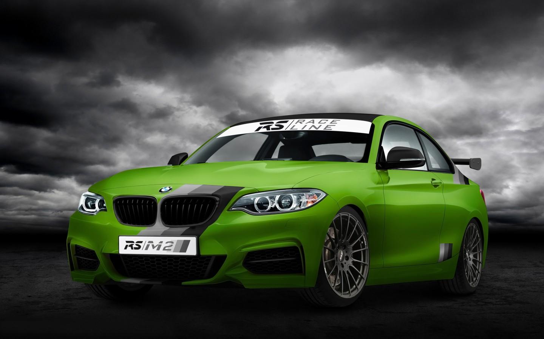 2014 RS RacingTeam BMW RSM235i Green Hell Edition Wallpaper | HD Car ...