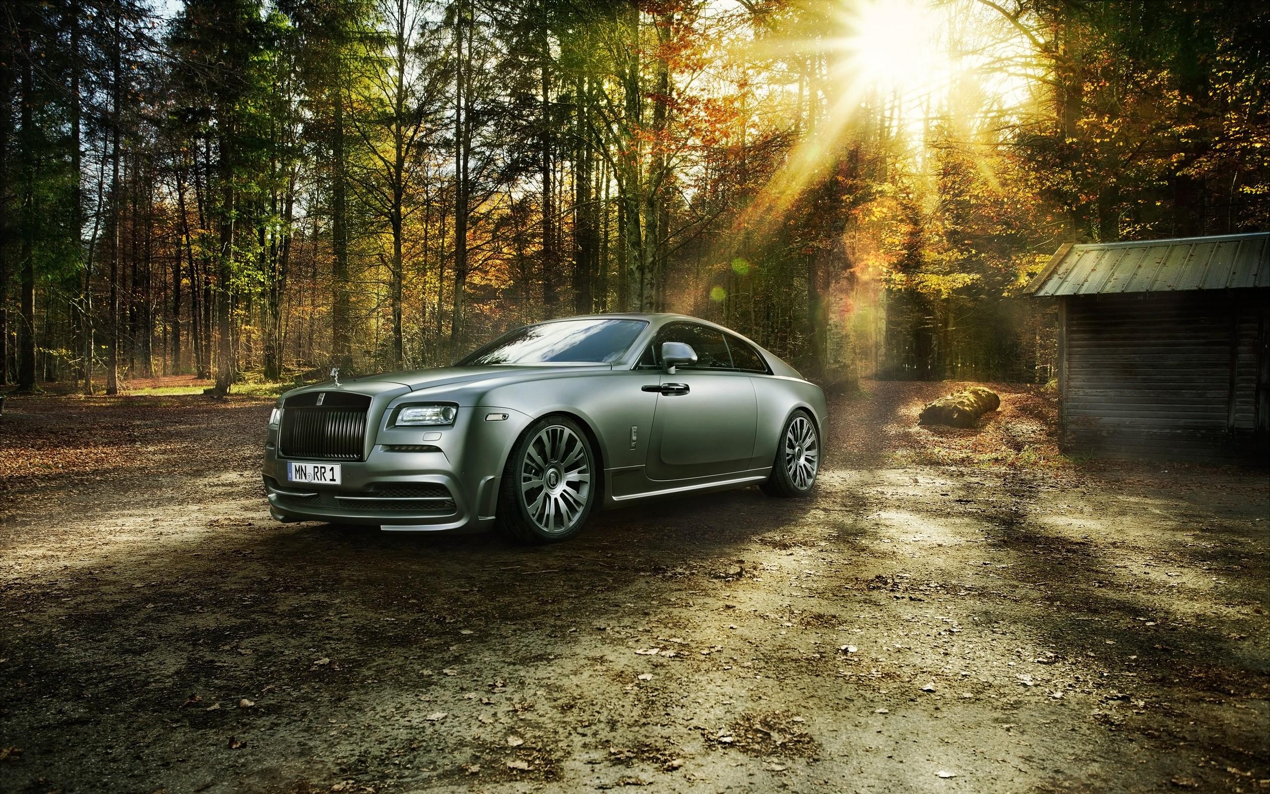 2014 Spofec Rolls Royce Wraith 2 Wallpaper