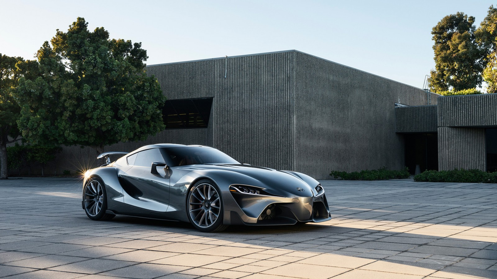 2014 Toyota FT 1 Concept Wallpaper | HD Car Wallpapers