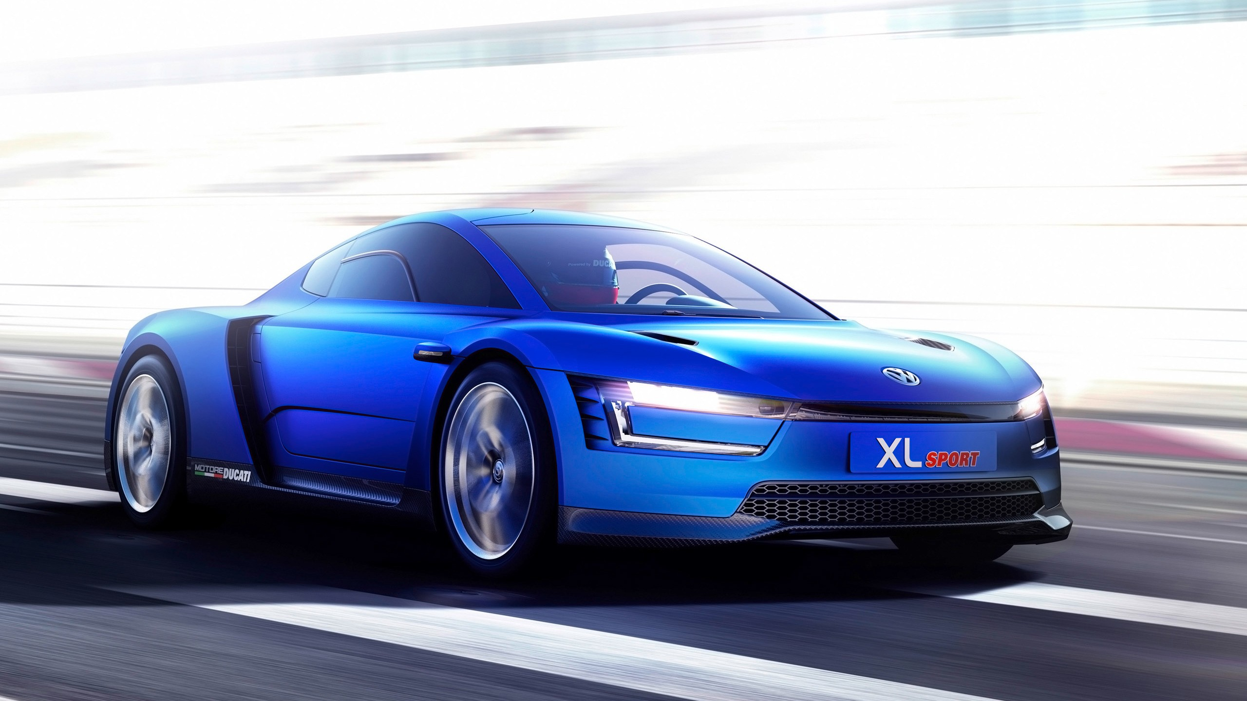 2014 Volkswagen Xl Sport Concept Wallpaper Hd Car