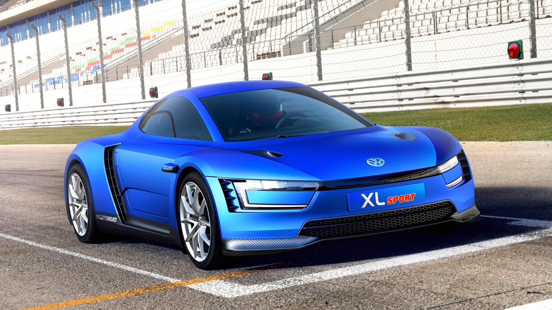 Luxurious Vw Sport Full Hd Car Wallpapers: 2014 Volkswagen XL Sport Concept 4 Wallpaper