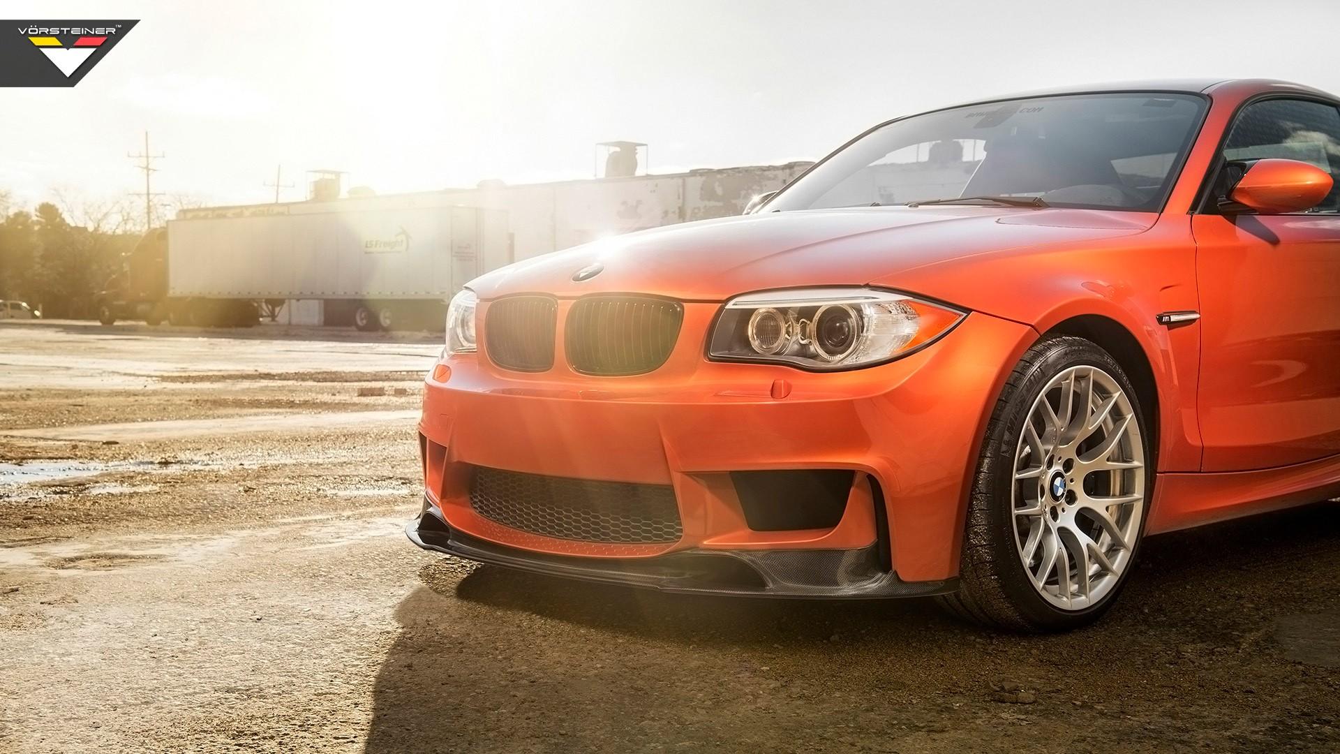 2014 Vorsteiner BMW E82 1M Coupe Wallpaper | HD Car ...