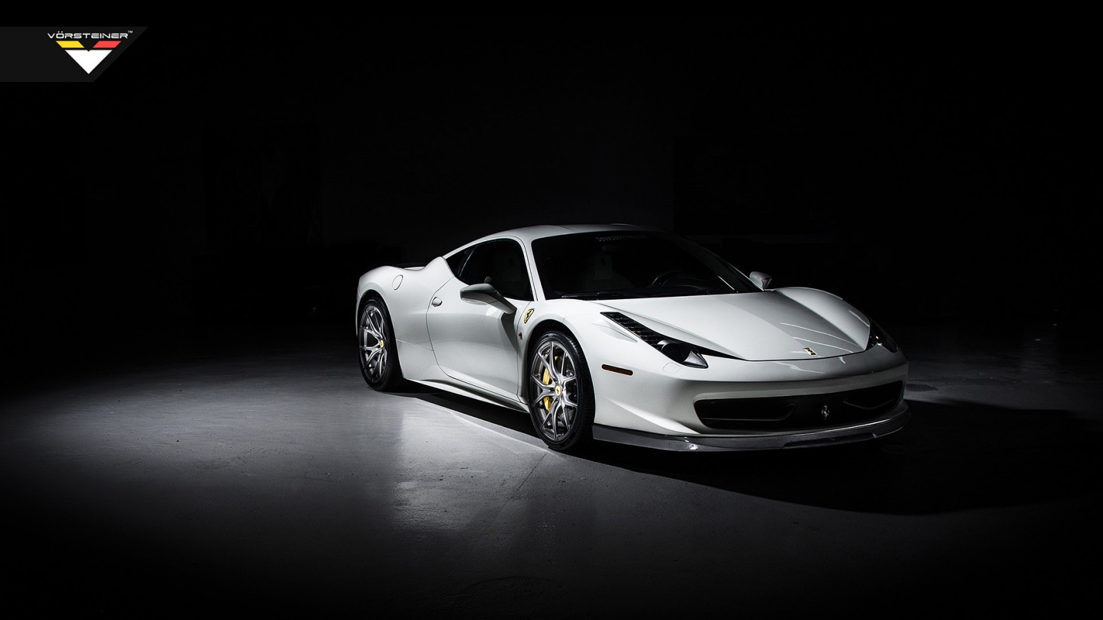 2014 Vorsteiner Ferrari 458 V Italia Wallpaper Hd Car