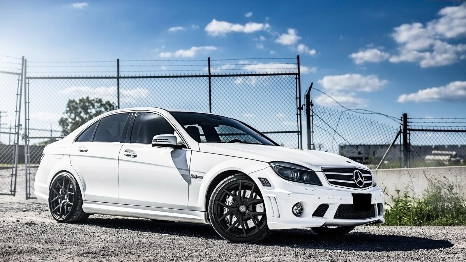 2014 Vorsteiner Mercedes Benz C63 Amg Wallpaper Hd Car