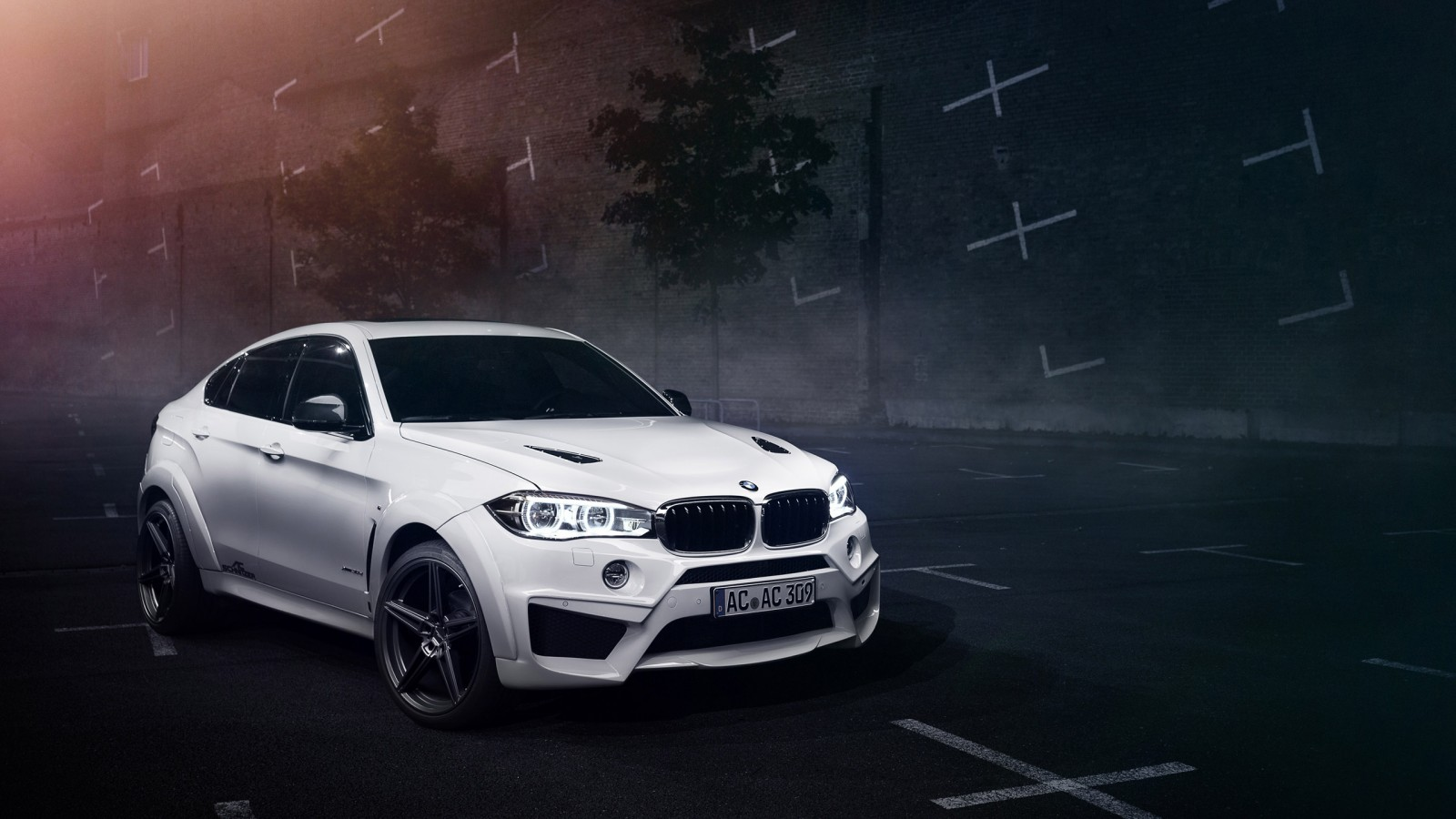 2015 Ac Schnitzer Bmw X6 M Falcon Wallpaper Hd Car