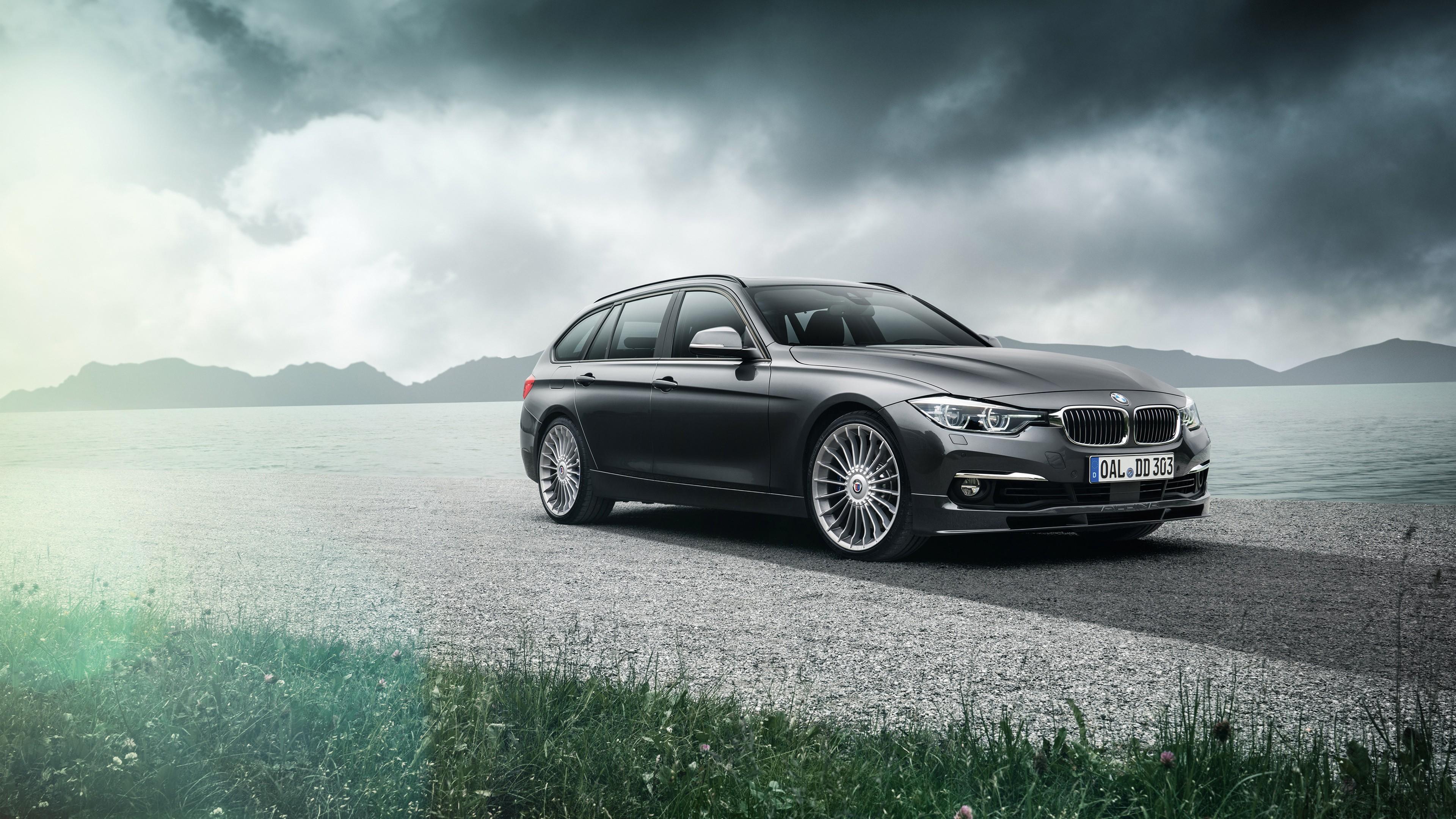 2015 Alpina D3 BMW 3 Series Wallpaper   HD Car Wallpapers ...