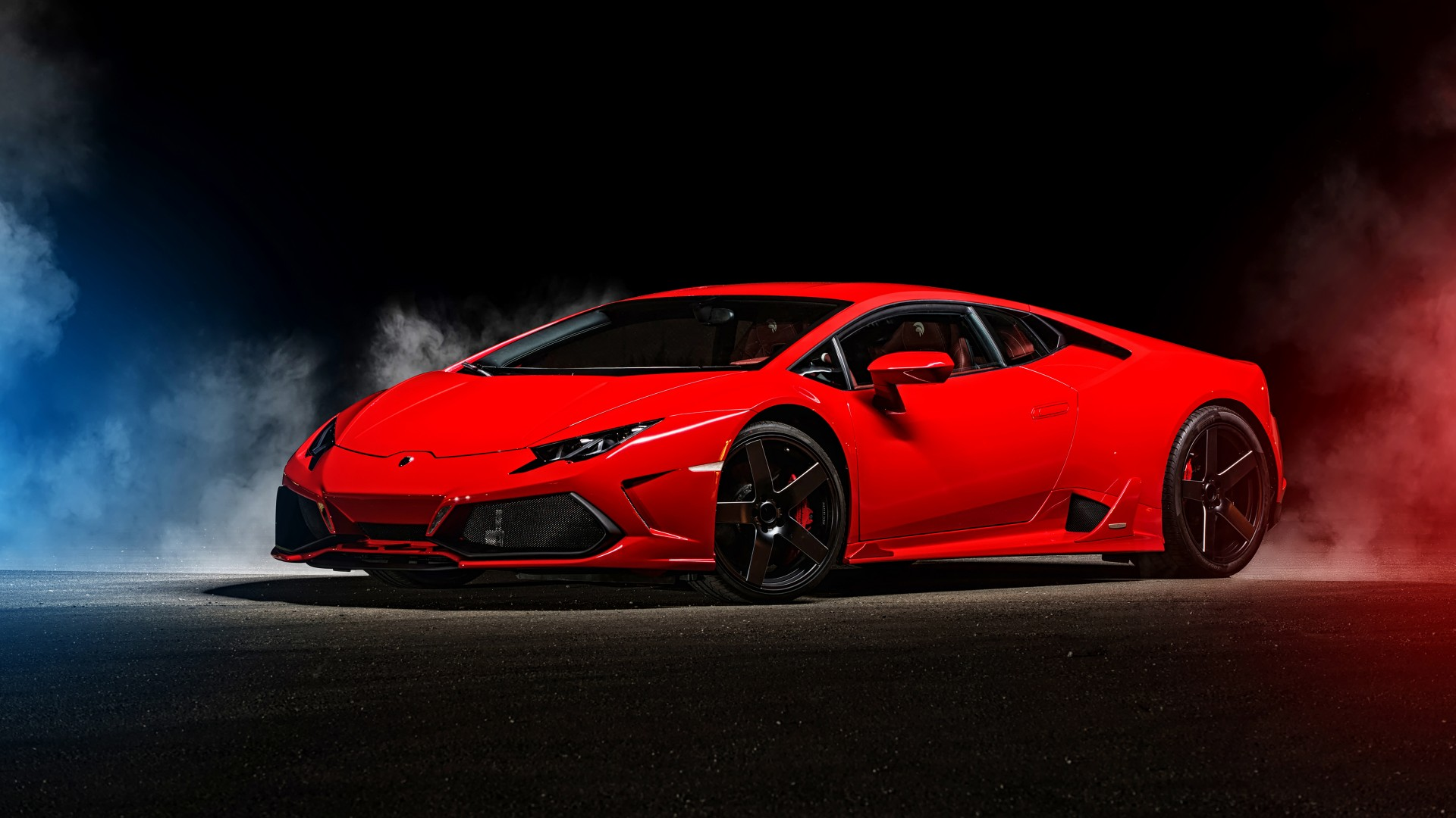 2015 Ares Design Lamborghini Huracan 2 Wallpaper  HD Car Wallpapers