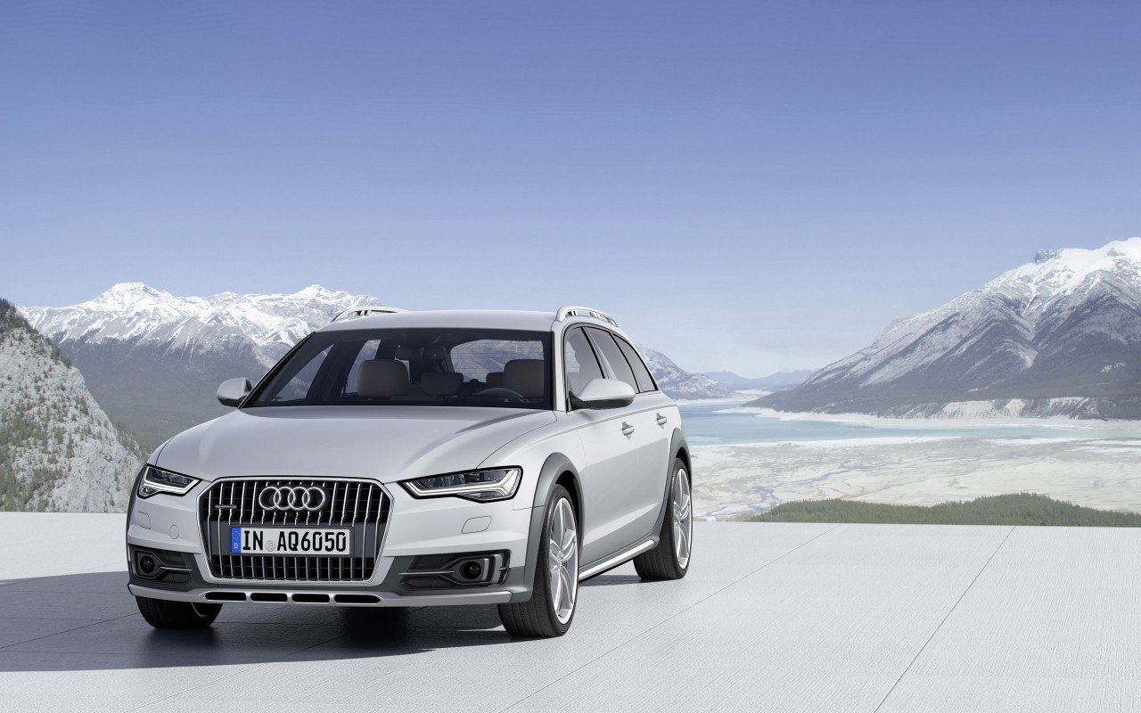 2015 Audi A6 Quattro Wallpaper Hd Car Wallpapers Id 4897