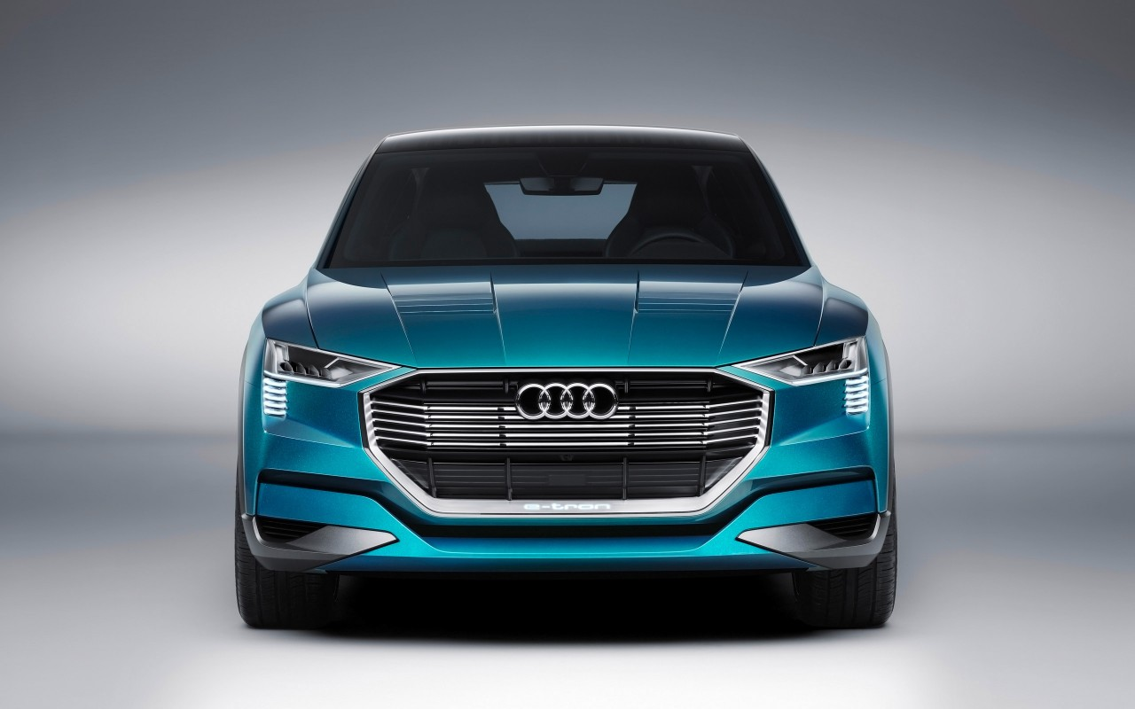 2015 Audi E Tron Quattro Concept 3 Wallpaper  HD Car Wallpapers