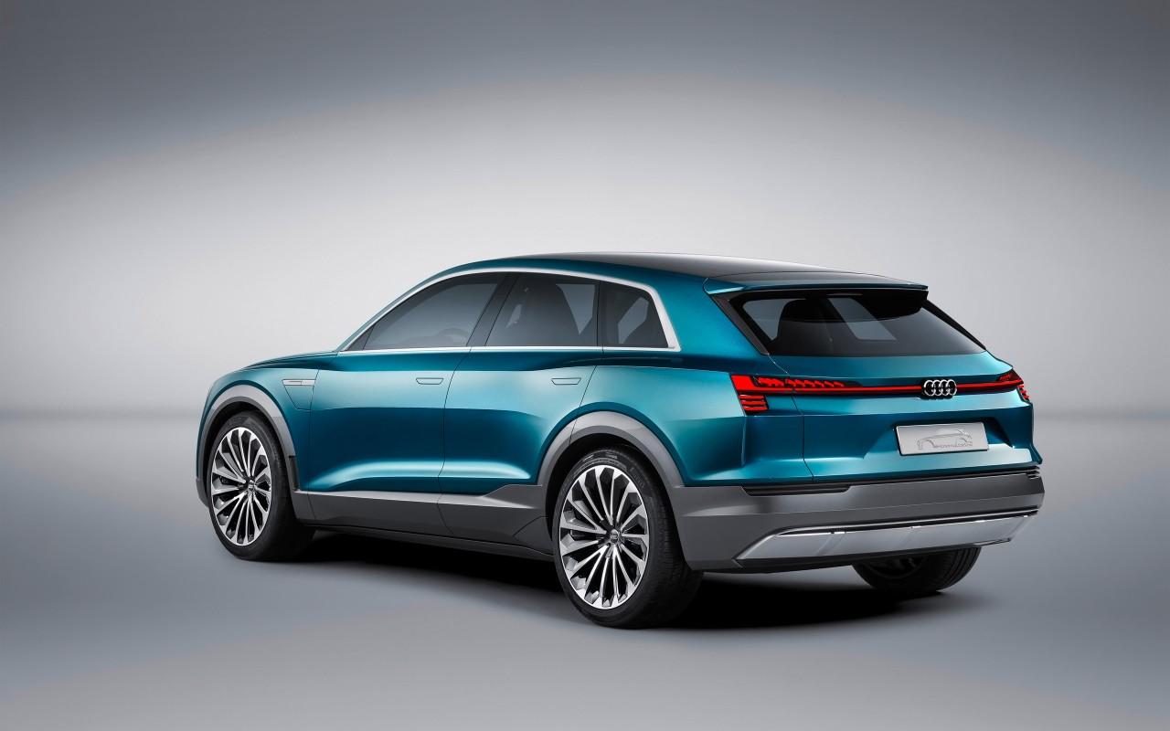 2015 Audi E Tron Quattro Concept 4 Wallpaper | HD Car ...