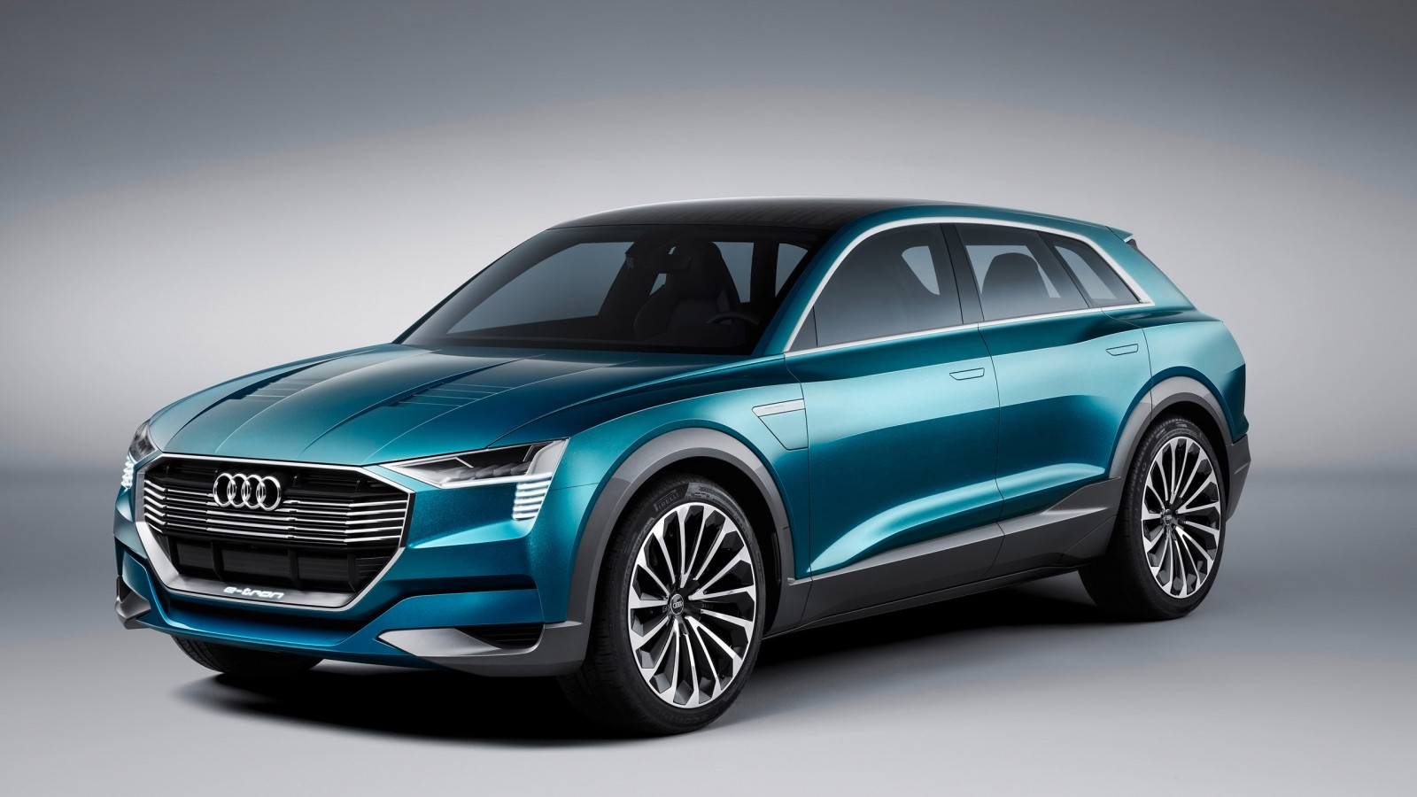 2015 Audi E Tron Quattro Concept 5 Wallpaper  HD Car Wallpapers