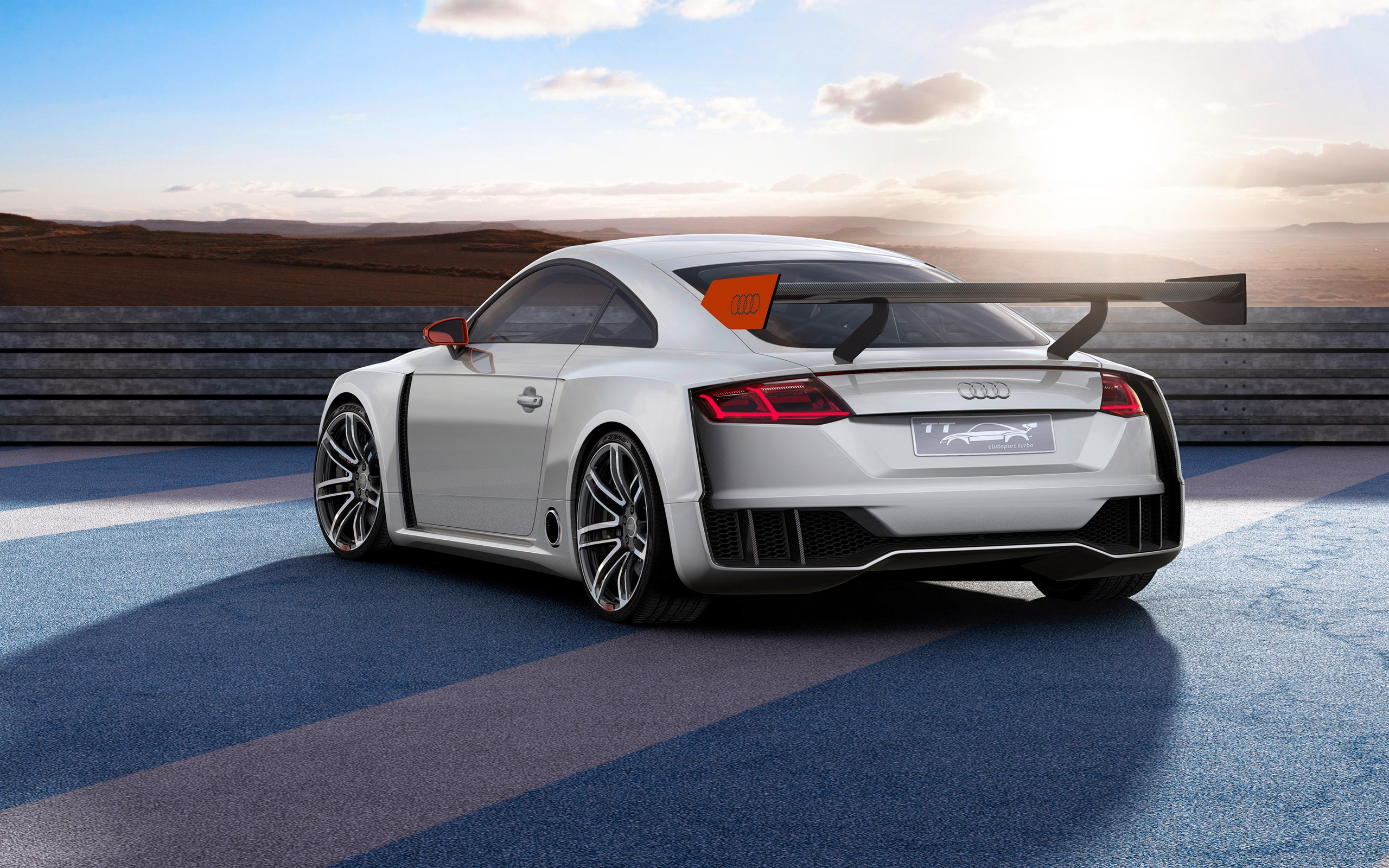 2015 Audi TT Clubsport Turbo Concept 3 Wallpaper  HD Car Wallpapers